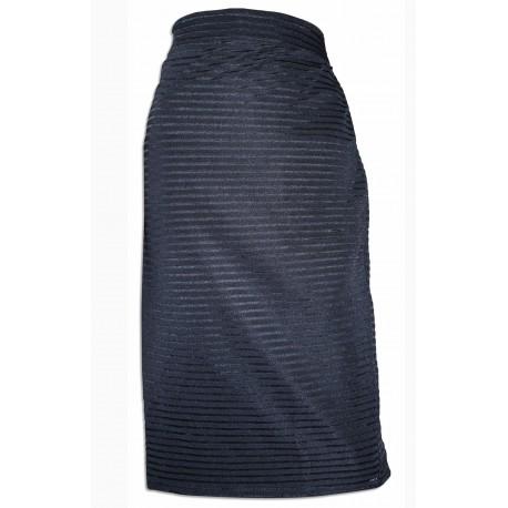 Ex N@xt Black Dotty Pencil Skirt 8 Pack