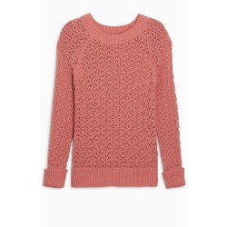 Ex N@xt Pink Thick Knitted Jumper - 12 Pack