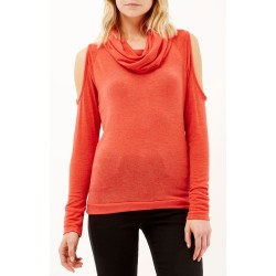Ex RI Cold Shoulder Cowl Neck  Jumper - 12 Pack