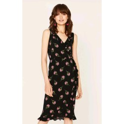 Ex O@sis Floral Wrap Dress -  12 Pack