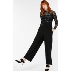 Ex M@nsoon Black Lace Jumpsuit - 12 Pack