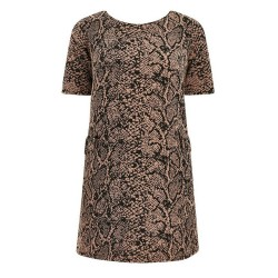 Ex Ev@ns Snake Print Dress  - 12 Pack