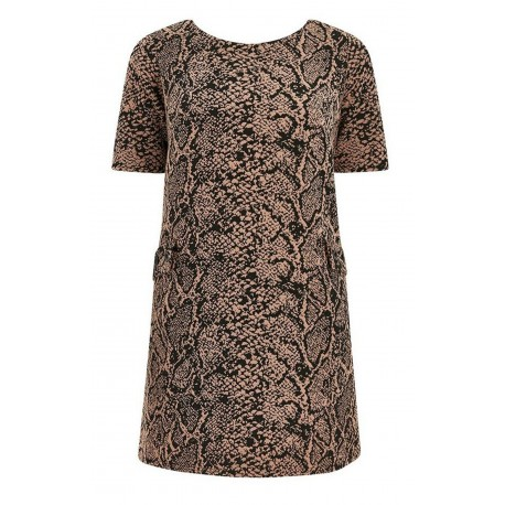 Ex Ev@ns Snake Print Dress  - 12 Pack