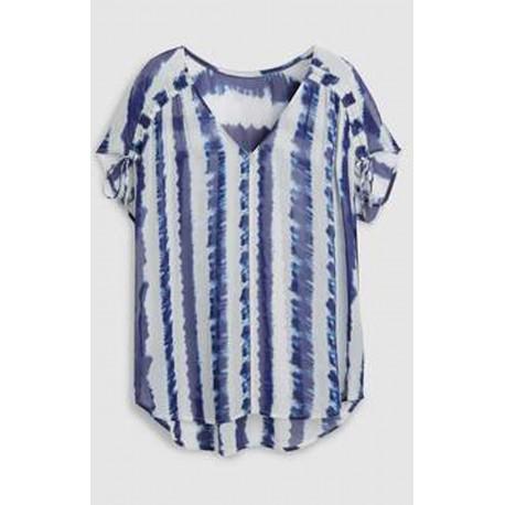 Ex N@xt striped Tye Dye Top - 12 pack