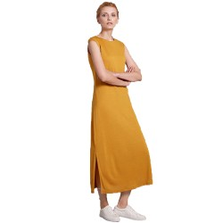 Ex MSAutograph Mustard Maxi Dress -  12 Pack